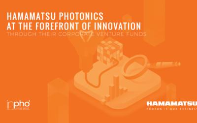 Hamamatsu Photonics at the forefront of innovation