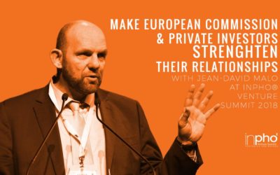 Make European Commission and private investors strengthen their relationships