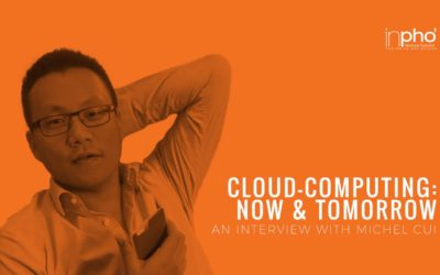 Cloud-computing : now and tomorrow