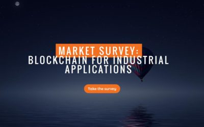 Market survey: Blockchain for Industrial Applications